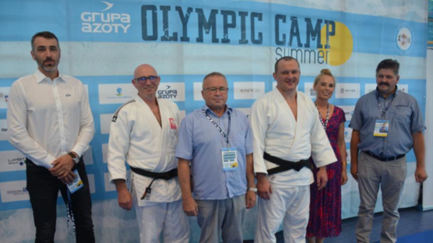 Dźwirzyno gości największy w Polsce obóz judo.